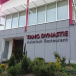 Photo taken at Tang Dynastie by Antoine G. on 6/17/2013