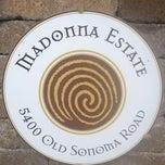 Photo taken at Madonna Estate Winery by John C. on 6/25/2013