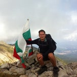 Photo taken at вр. Полежан, 2851м / Polezhan Peak, 9353ft by Diyan Y. on 9/21/2014
