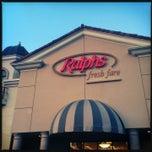Photo taken at Ralphs by Patrick B. on 4/6/2013