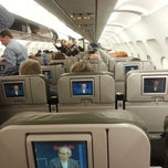 Photo taken at JetBlue Airways - Flight 371 by Chris M. on 2/10/2014