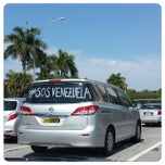 Photo taken at Biscayne And 163 St by Luisa R. on 2/25/2014