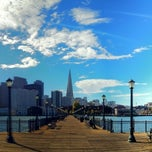 Photo taken at Pier 7 by Gaelen G. on 11/14/2012