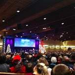 Photo taken at Beaverton Foursquare Church by Jessie L. on 12/12/2013