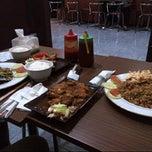 Photo taken at GUSTO Café n` Resto by descaa on 9/8/2013