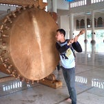 Photo taken at Pondok Pesantren Islam Al Mukmin by Arizky W. on 4/2/2013