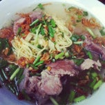 Photo taken at Bún Quán by  Bunny . on 11/15/2012