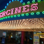 Photo taken at Super Cines 10 by Michelle A. on 5/14/2013