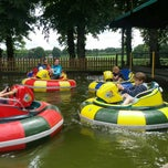 Photo taken at Amusementspark Tivoli by Henk L. on 6/18/2014