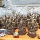 Photo taken at Santhana Vinayagar Alayam by Tharma S. on 9/19/2012