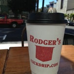 Photo taken at Rodger's Coffee & Tea by Gabriel S. on 2/26/2013