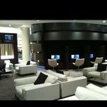 Photo taken at Etihad First Class Lounge by Zaccheo Carwyn L. on 4/19/2013