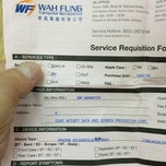Photo taken at Wah Fung Computer Services by Nifika S. on 4/29/2014