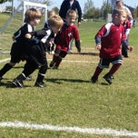 Photo taken at O'Fallon Sports Park by Melissa K. on 10/7/2012