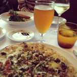 Photo taken at Pasta Moon Ristorante & Bar by Joseph P. on 4/1/2013