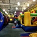 Photo taken at Jumpin' Jordy's by Jason H. on 2/22/2014