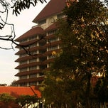 Photo taken at Universitas Indonesia by Zuhal D. on 4/25/2013