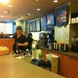 Photo taken at Starbucks by Sabrina on 10/11/2012