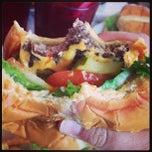 Photo taken at Park Diner by brook s. on 4/20/2013