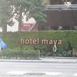 Photo taken at Hotel Maya by Azman Z. on 5/11/2013