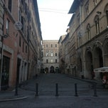 Photo taken at Piazza Giacomo Matteotti by ik0mmi a. on 12/19/2012