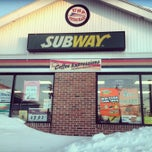 Photo taken at USA Petromart by Sarah on 2/10/2013