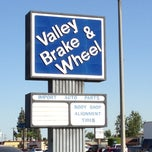 Photo taken at Valley Brake & Wheel by Jeff H. on 4/18/2013