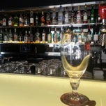 Photo taken at (B) Bar by Frans B. on 5/1/2013
