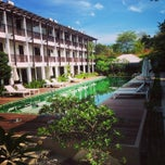 Photo taken at Maryoosamui Hotel by Gute F. on 4/27/2014