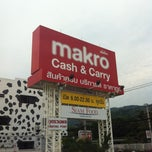 Photo taken at Makro Cash and Carry by nungruithai m. on 2/25/2013