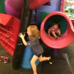 Photo taken at Chuck E. Cheese's by Amy A. on 7/11/2014