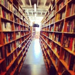 Photo taken at Powell's City of Books by Peter E. on 7/27/2013