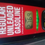 Photo taken at Kroger Fuel Center by Kimberly W. on 11/8/2013