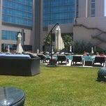 Photo taken at Erbil Rotana Hotel by Eleni F. on 6/21/2013