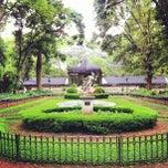 "Photo taken at Jardín Botánico ""Carlos Thays"" by Tomás Francisco L. on 11/17/2012"