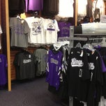 Photo taken at Kings Team Store by Paweł P. on 4/17/2013