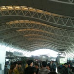 Photo taken at Ningbo Lishe International Airport (NGB) 宁波栎社国际机场 by Gabor N. on 3/17/2013