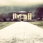 Photo taken at Palazzo delle Albere by Daniele D. on 1/2/2014