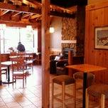 Photo taken at Caribou Coffee by Tamara M. on 7/1/2013