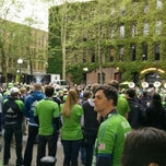 Photo taken at Pioneer Square by Marcel S. on 4/27/2015