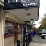 Photo taken at Barber Shop by Spencer H. on 10/26/2013