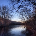 Photo taken at Oswegatchie Hills Nature Preserve by jessica on 11/29/2013