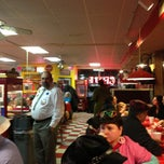 Photo taken at Ken's Diner by Rabbi D. on 1/6/2013