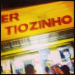 Photo taken at Tiozinho Bar by Robson T. on 11/23/2013