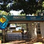 Photo taken at AGECOM - Agência Goiana de Comunicação by Analista P. on 5/25/2013
