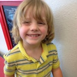 Photo taken at Cool Cuts for Kids by Andi S. on 4/21/2013