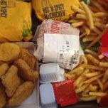 Photo taken at McDonald's by Sandi E. on 4/6/2015