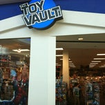 Photo taken at Toy Vault (Warwick Mall) by Ariel A. on 7/6/2013