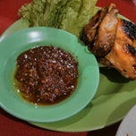 Photo taken at ayam bakar pak tris by Yayak A. on 1/3/2014