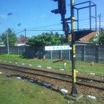Photo taken at Stasiun Kroya by Cak W. on 3/7/2013
